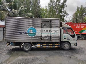 xe tải 1, 9 tấn