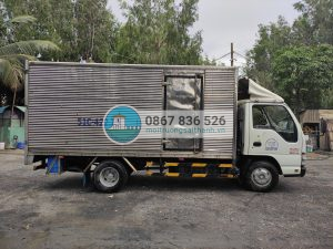 xe tải 1,9 tấn
