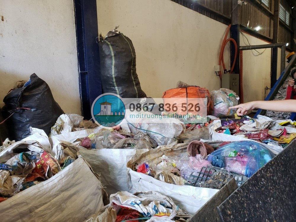 Giảm thiểu rác thải nhựa
