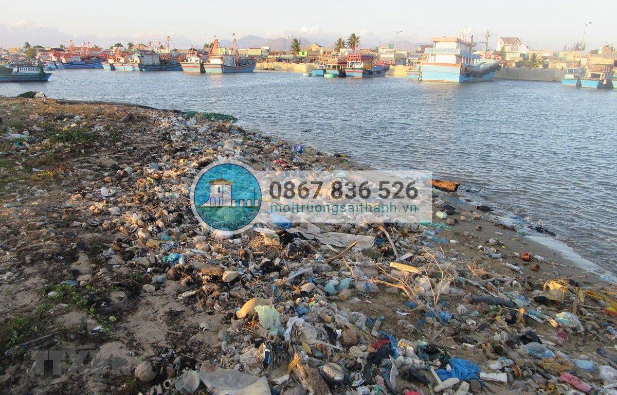 Ô nhiễm rác thải nhựa