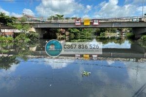 Ô nhiễm nước nặng ở Sóc Trăng